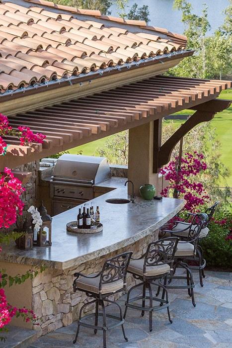 Arcadia Patio Design Contractor