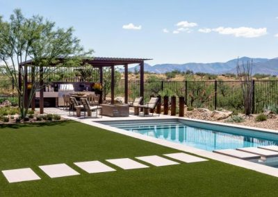 landscape design in Arcadia